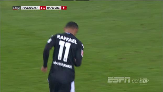 Veja os melhores momentos de Borussia M'Gladbach 3 x 1 Hamburgo