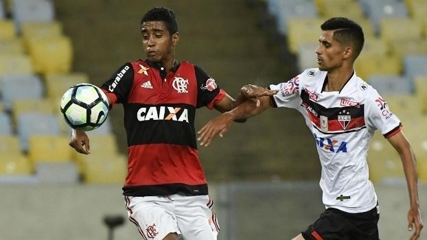 Copa do Brasil: Melhores momentos de Flamengo 0 x 0 Atlético-GO