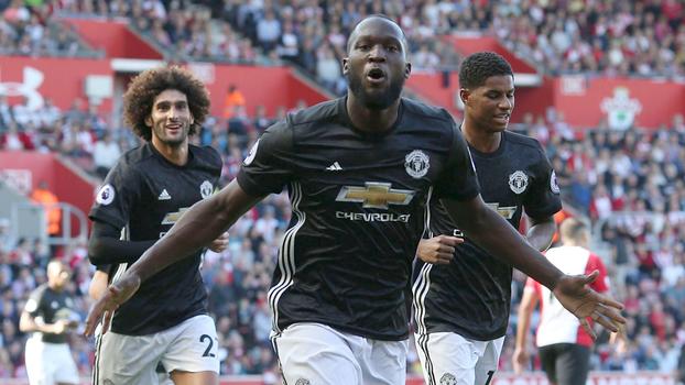 Veja o gol de Southampton 0 x 1 Manchester United