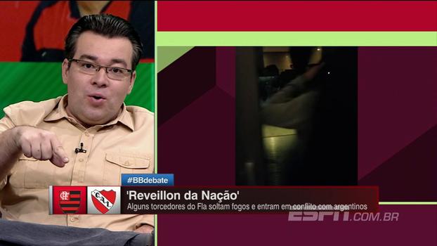 Rômulo revela como celebraria um gol caso jogasse pelo Independiente: 'Comemoraria bocejando'