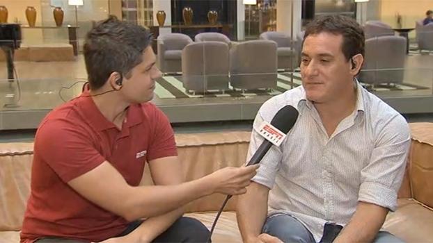 Gamarra não acredita que Paraguai irá para a Copa de 2018 e revela que nunca assistiu à derrota para França em 98