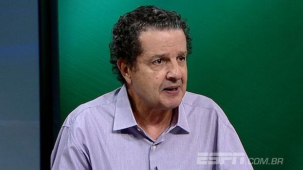 Juca analisa contratação de Bruno: 'Não dá para entender o que se passa na cabeça do Boa'