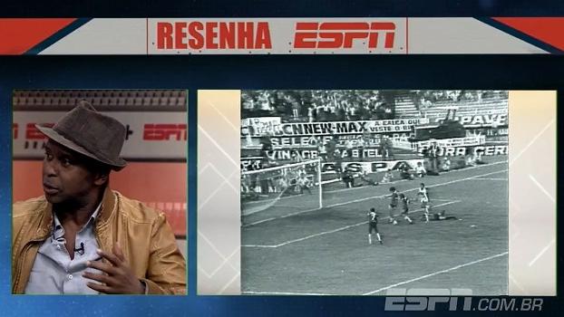 No 'Resenha ESPN', Wladimir dá detalhes da Democracia Corintiana