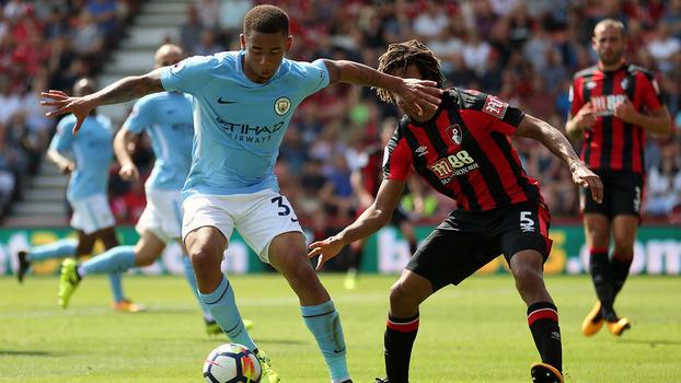 Assistir Manchester City x Bournemouth ao vivo grátis em HD 23/12/2017