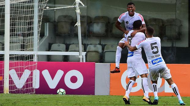 Brasileiro: Gols de Santos 3 x 1 Atlético-MG