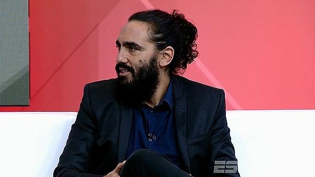 Sorin não vê problema na provocação de Felipe Melo: 'É o folclore do futebol'