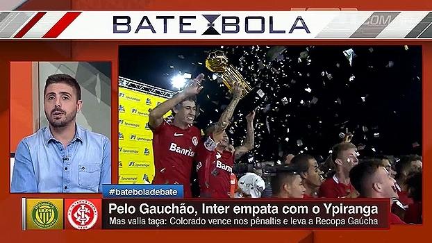 Apesar do título da Recopa Gaúcha, Nicola cobra Inter: 'Está devendo muito'