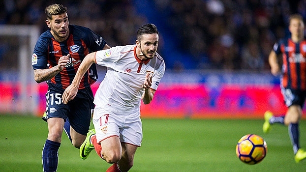 LaLiga: Melhores momentos de Alavés 1 x 1 Sevilla