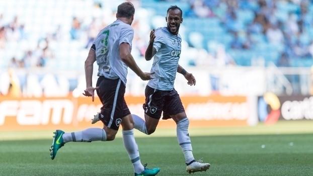 Brasileiro: Gols de Grêmio 0 x 1 Botafogo
