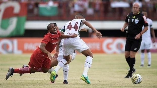 Brasileiro: Gols de Fluminense 1 x 1 Internacional