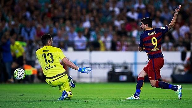 Espanhol: Melhores momentos de Bétis 0 x 2 Barcelona