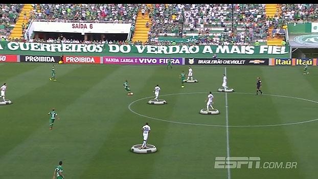 Rafa Oliveira dá méritos ao Santos, mas critica falha de Danilo: 'Não dá para acontecer'