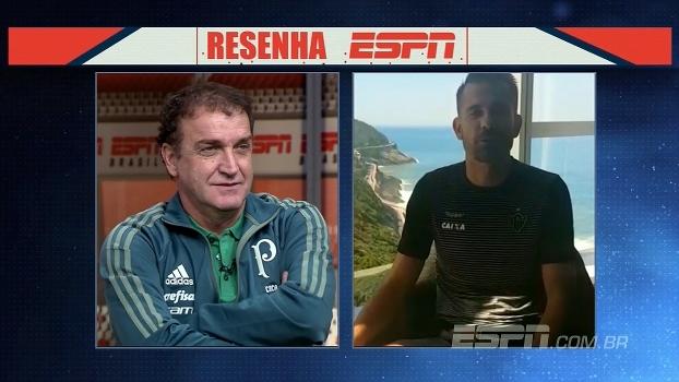 Cuca fala sobre a campanha do Atlético-MG até o título da Libertadores: 'Toda semana eu lembro'