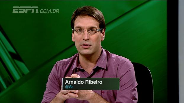 Arnaldo exalta temporada de Renato Gaúcho e diz: 'O Grêmio joga o melhor futebol do Brasil, um futebol encantador'
