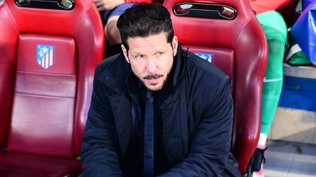 Simeone diz que Atlético de Madri na semi da Champions não é extraordinário: 'Esperamos que haja mais'