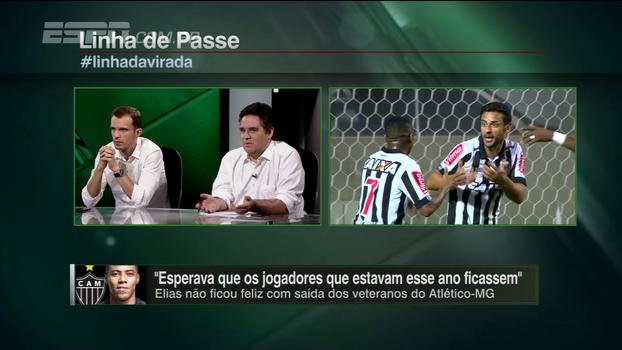 'O Atlético-MG vai ter o time que pode ter', diz Leonardo Bertozzi
