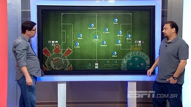 Linha ofensiva forte e boas opções no banco: Alê e Unzelte analisam o Cruzeiro