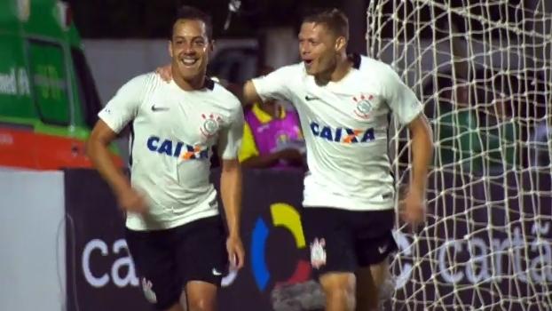 39868de57f Copa do Brasil  Melhores momentos de Caldense 0 x 1 Corinthians - ESPN