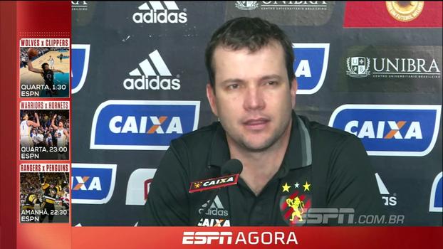 Daniel Paulista comemora permanência do Sport na Série A: 'A gente sentia a tensão da torcida'