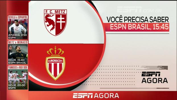 Campeonato Francês, MLB e mais; confira a programação desta sexta-feira nos canais ESPN