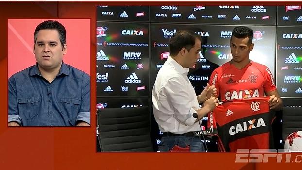 Chega para compor elenco? Comentaristas analisam chegada de Trauco no Flamengo
