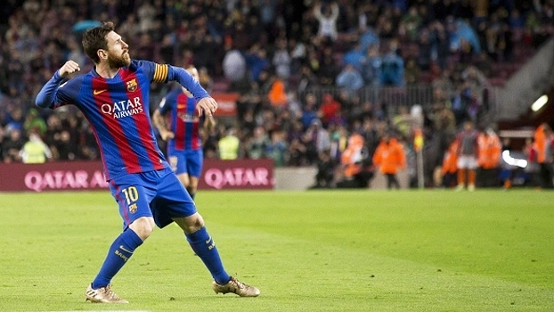 Veja os melhores momentos da vitória por 7 a 1 do Barcelona sobre o Osasuna