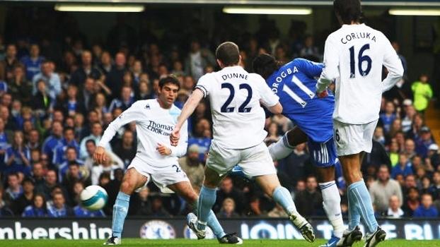6 a 0 foi pouco: em 2007, Chelsea massacrou Manchester City no Stamford Bridge
