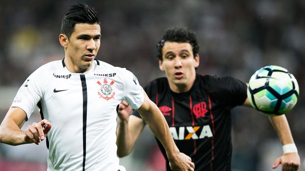 Brasileiro: Gols de Corinthians 2 x 2 Atlético-PR