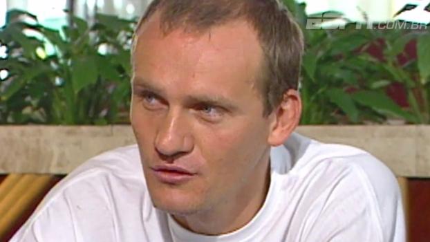 Quem viu? Há 20 anos, Taffarel superou desilusão e anunciou retorno à seleção brasileira