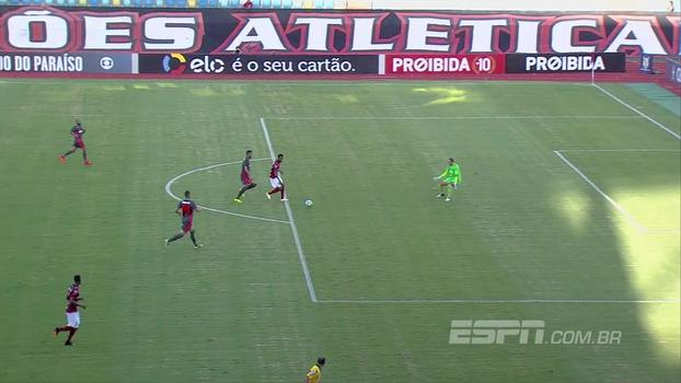 Brasileiro: Gols de Atlético-GO 2 x 0 Sport
