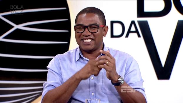 No Bola da Vez, César Sampaio relembra brigas no Palmeiras de 93/94 e ri: 'Uma vez o Edmundo mordeu o médico!'