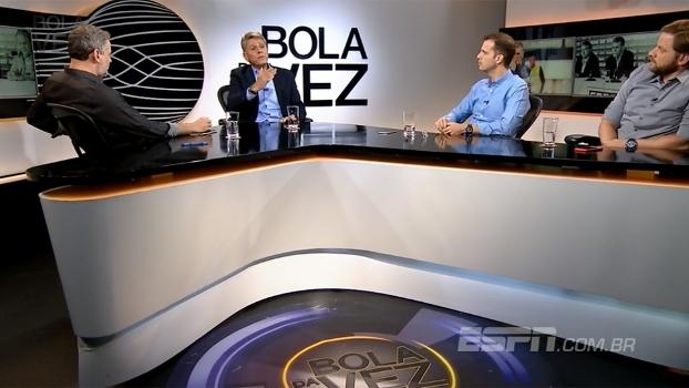 Autuori critica divisão de dinheiro de TV para Corinthians e Fla: 'Não pode ser o fosso que é hoje'