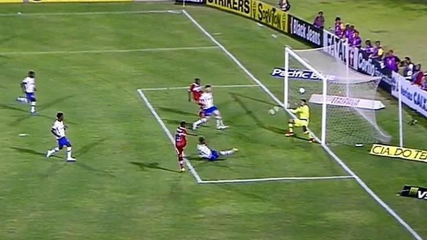 Série B: Gols de CRB 2 x 2 Bahia