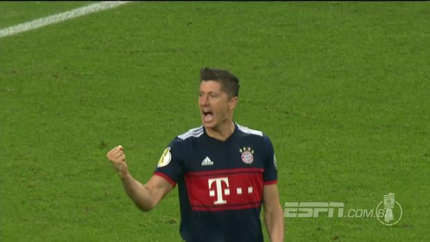 Confira os melhores momentos de RB Leipzig 1 (4) x (5) 1 Bayern de Munique