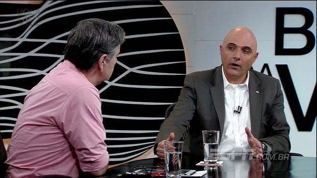 Galiotte não se arrepende de afastamento de Felipe Melo: 'Ele errou a calibragem. Extrapolou'