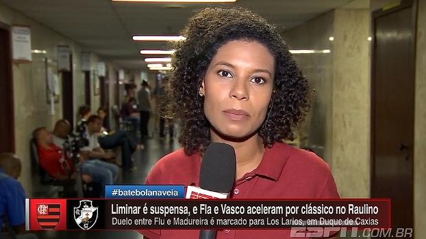 Justiça determina suspensão de liminar; Débora Gares traz as informações sobre a Taça Guanabara