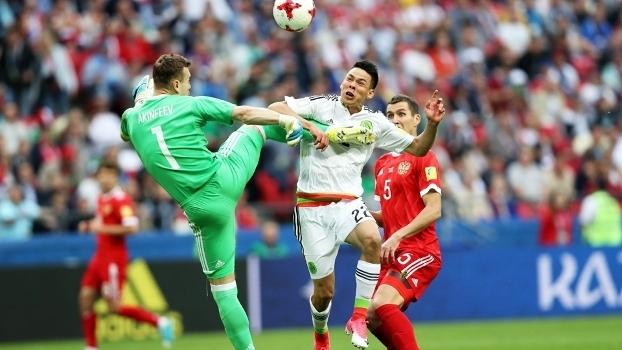 Copa das Confederações: Melhores momentos de Rússia 1 x 2 México