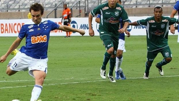 Mineiro: Gols de Cruzeiro 2 x 1 Caldense