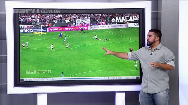O DataESPN avisou: Renato Rodrigues mostra onde e como o Corinthians venceu o clássico