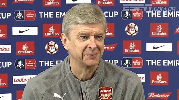 Hora do adeus? A resposta do Arsenal e de Wenger aos protestos e ao vexame em Londres