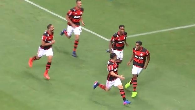 Primeira Liga: Melhores momentos de Flamengo 2 x 0 Grêmio
