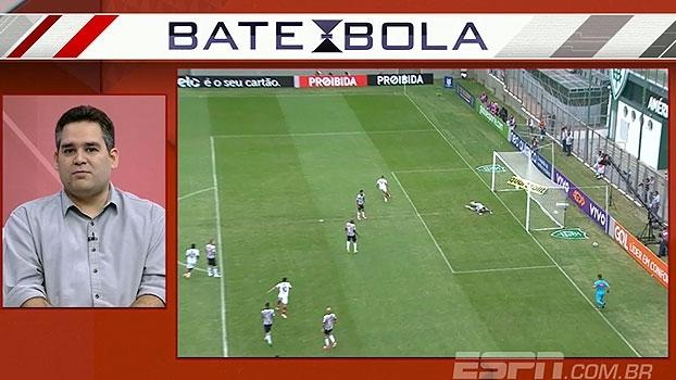 'Com um ponto em dois jogos, já cria uma obrigação de vitória contra a Ponte', diz Bertozzi sobre Atlético-MG