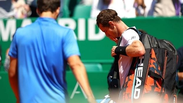 Masters de Monte Carlo: Lances de Andy Murray 1 x 2 Albert Ramos-Viñolas