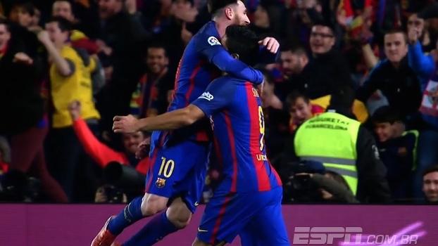 Goleadas são constantes entre Valencia e Barcelona; confira alguns placares elásticos