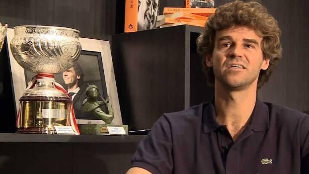 Guga analisa o confronto entre Nadal e Djokovic