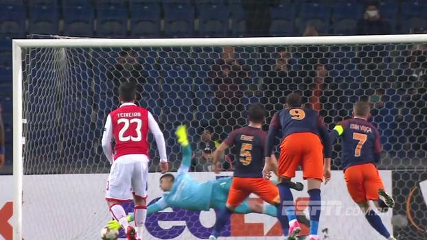 Assista aos gols da vitória do Istanbul BB sobre o Braga por 2 a 1!