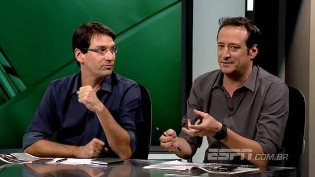 Gian escolhe entre Guerrero, Henrique Dourado e Luis Fabiano