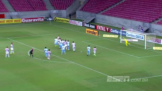 Assista aos gols da vitória do Londrina sobre o Náutico por 2 a 1!