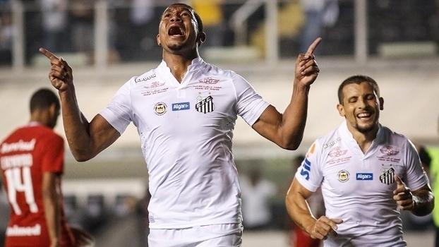 Copa do Brasil (quartas-ida): Melhores momentos de Santos 2 x 1 Internacional
