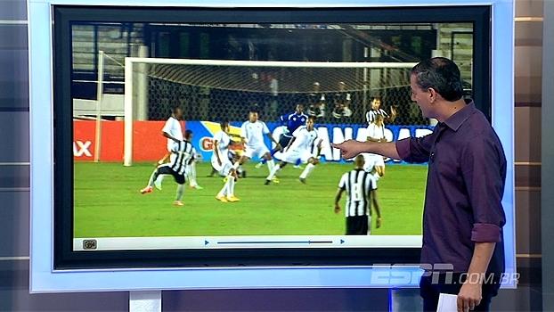 Sálvio: Pênalti no último minuto de Botafogo x Cabofriense foi bem marcado